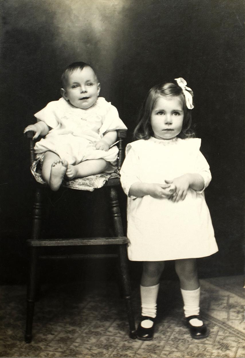 Peter and Edna Gardiner