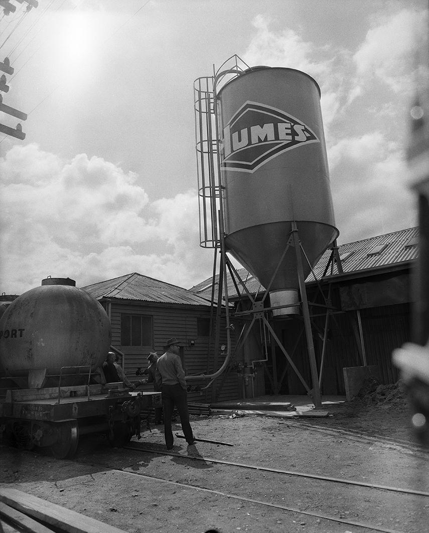 Certified Concrete Ltd., Humes site, Christchurch